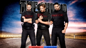 Wallpaper The Shield 2012