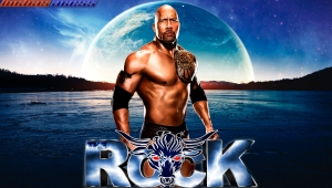 Wallpaper The Rock 2013