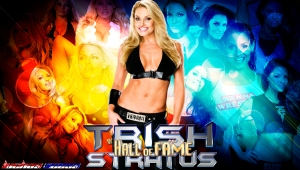Wallpaper Trish Stratus %22Hall of Fame%22 2013