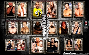 Wallpaper Elimination Chamber 2013