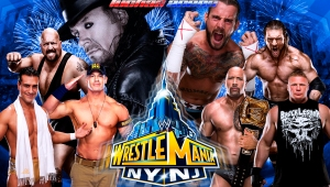 WrestleMania 29 Wallpaper 2013