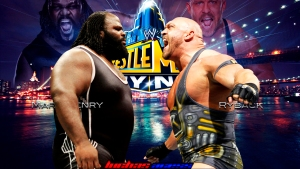 Wallpaper Mark Henry vs Ryback WrestleMania 29