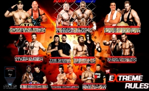 Wallpaper Extreme Rules 2013