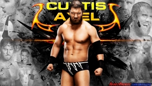 Wallpaper Curtis Axel 2013