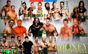 Wallpaper Money in The Bank 2013