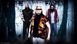 Wallpaper The Wyatt Family 2013