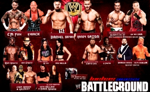 Wallpaper BattleGround 2013