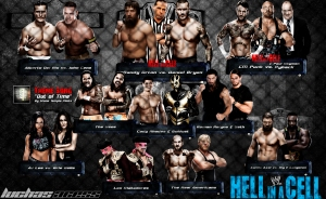 Wallpaper Hell in A Cell 2013