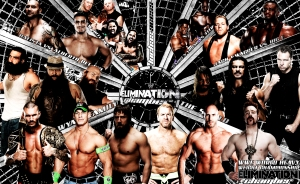 Wallpaper Elimination Chamber 2014