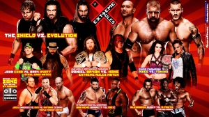 Wallpaper Extreme Rules 2014
