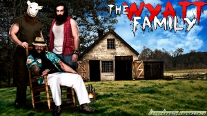 Wallpaper The Wyatt Family 2014