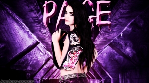 Wallpaper Paige 2014