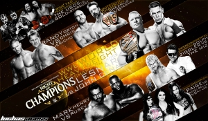 Wallpaper Night Of Champions 2014